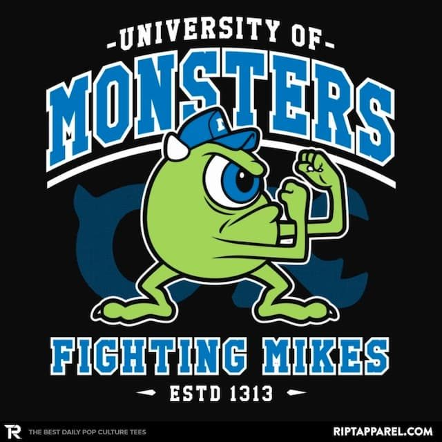 FIGHTING MIKES