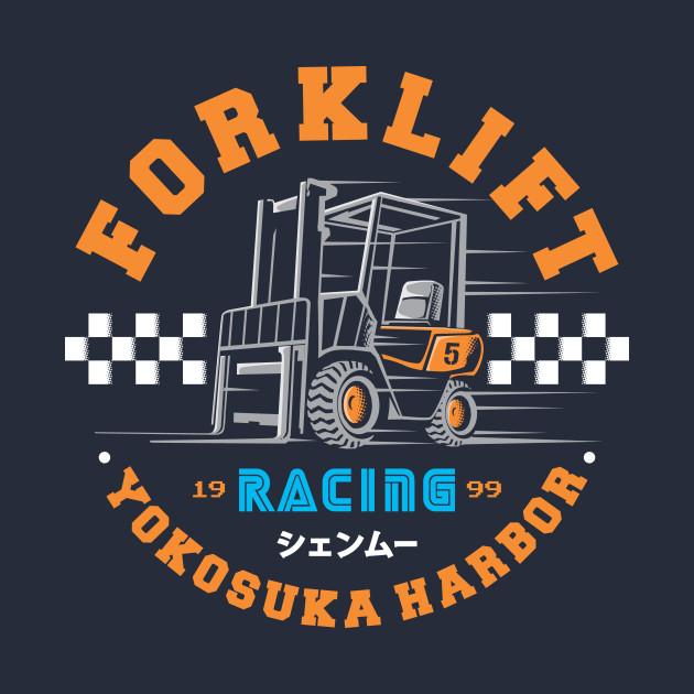 FORKLIFT RACING