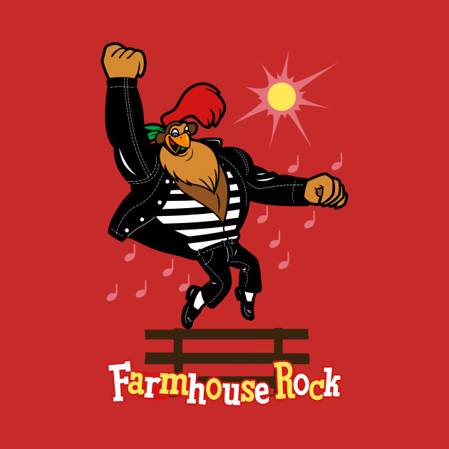 Farmhouse Rock T-Shirt