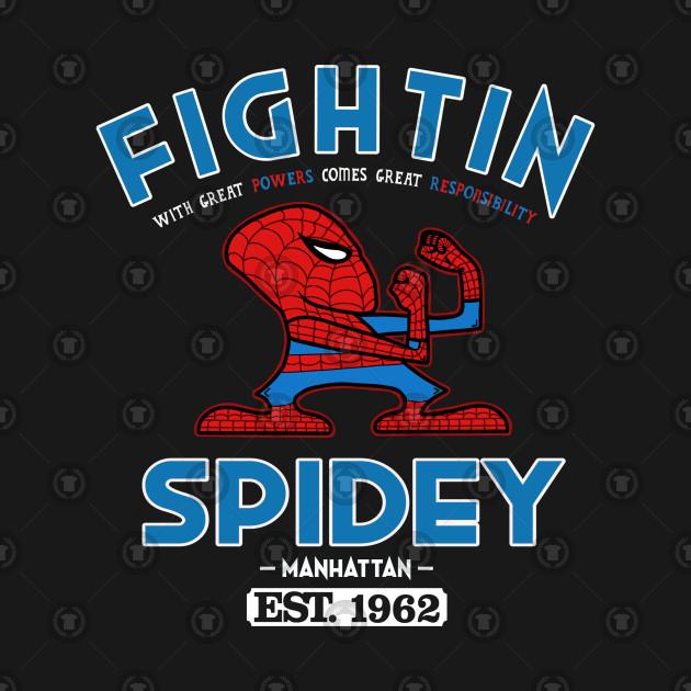 Fightin' Spidey
