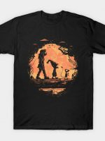 Friends in the jungle T-Shirt
