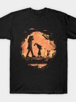 Friends in the jungle T-Shirt