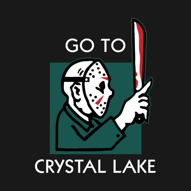 GO TO CRYSTAL LAKE