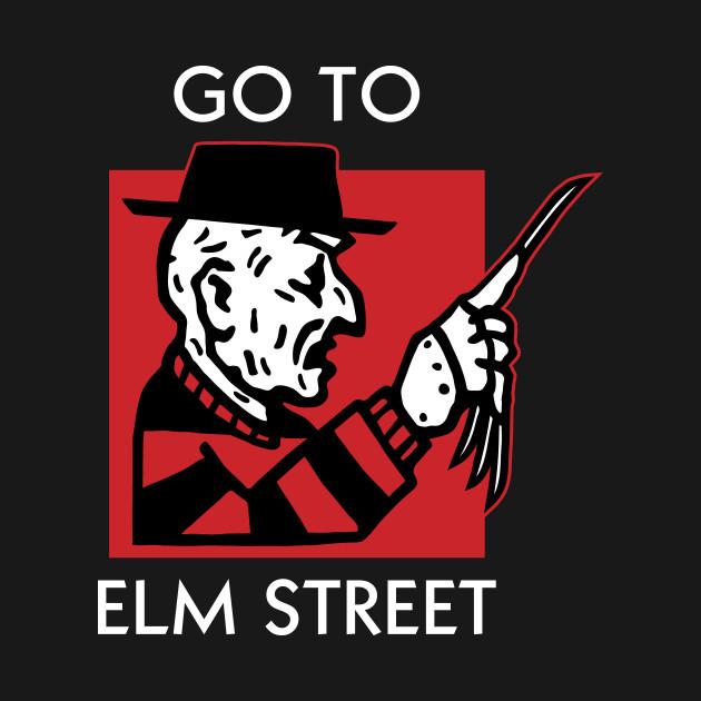 GO TO ELM STREET