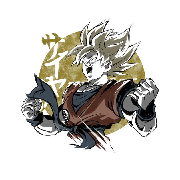 Golden Goku