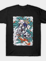 Gundam Barbatos wave T-Shirt