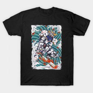 Gundam Barbatos wave T-Shirt