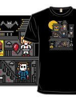 Haunted Pixels T-Shirt