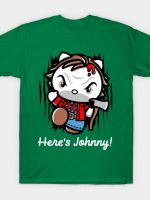 Hello Johnny T-Shirt