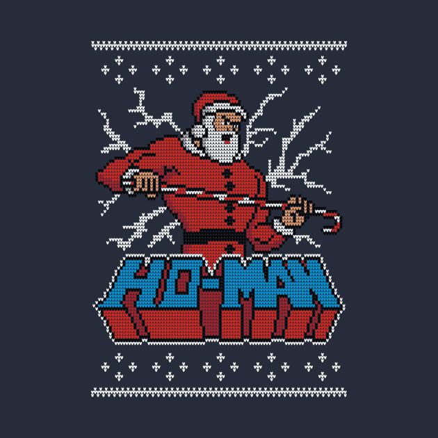 Ho-Man!