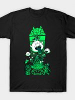 InBOOcation! green T-Shirt