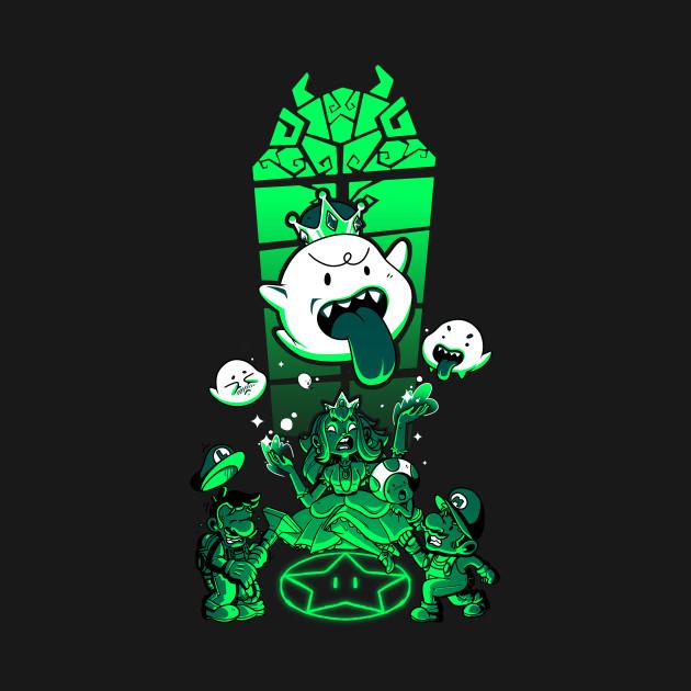 InBOOcation! green