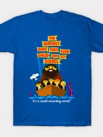 It's A Small Wizarding World T-Shirt