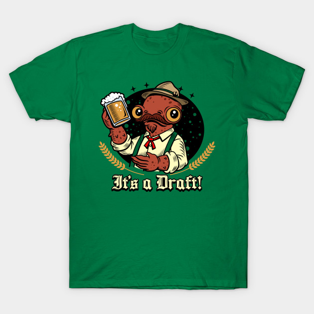 Admiral Ackbar T-Shirt