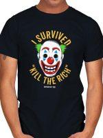 KILL THE RICH SURVIVOR T-Shirt