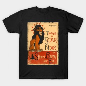 The Lion King Scar T-Shirt