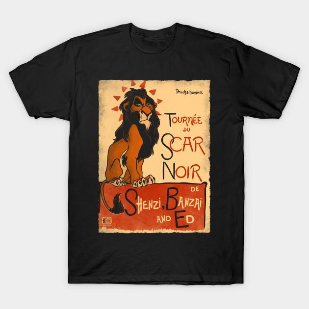 The Lion King Scar T-Shirt