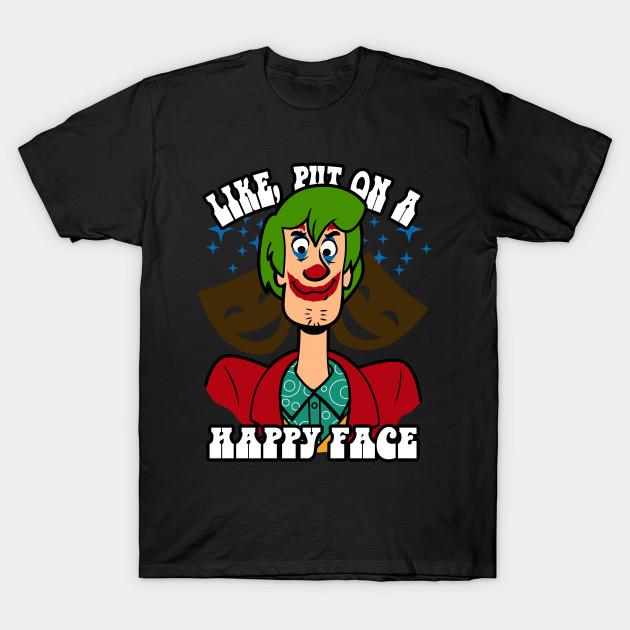 Scooby-Doo/Joker T-Shirt