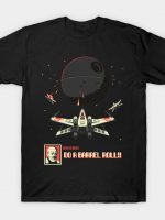 Luke, do a barrel roll! T-Shirt