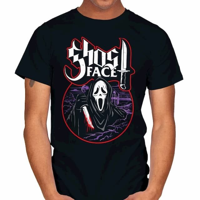 MY SCARY MASK T-Shirt
