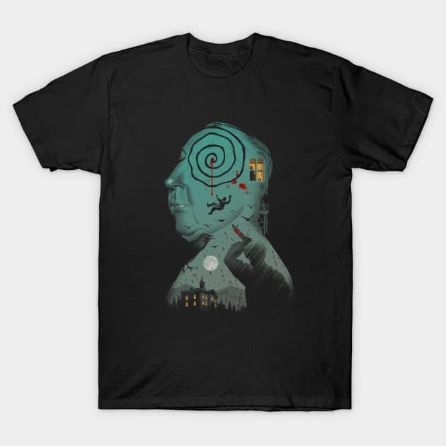 Master of Suspense T-Shirt