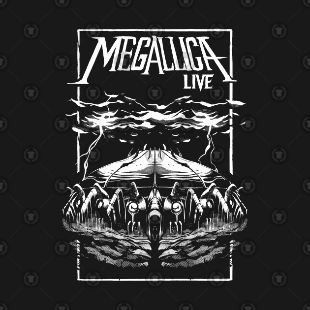 Megallica Live at the Dark Tournament