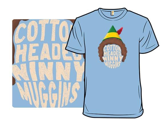 Ninny Muggins Elf T-Shirt