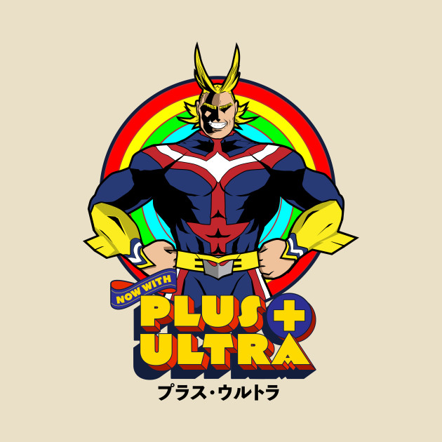 Now With Plus Ultra