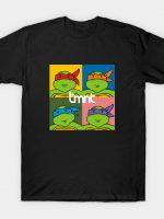 Pizza & TV T-Shirt
