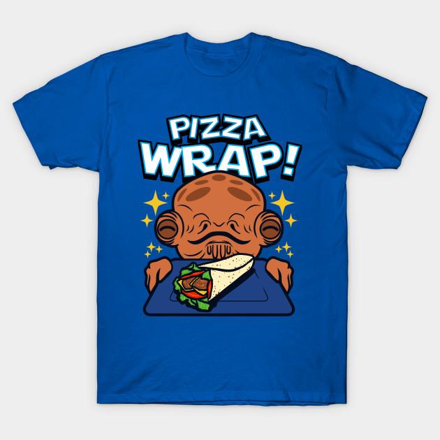 Pizza Wrap! T-Shirt