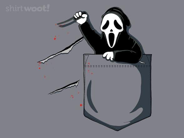Pocket Killers Ghostface