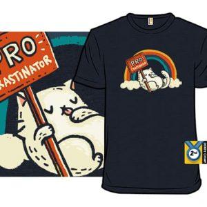Pro Crastinator T-Shirt