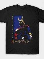 Profile - All Might T-Shirt