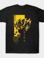 Profile - Saiyan T-Shirt
