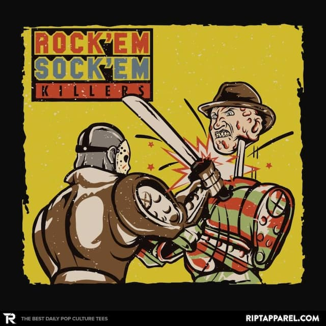 ROCK'EM SOCK'EM KILLERS