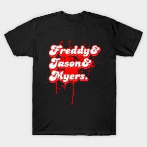 Retro Horror Scare T-Shirt