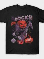 Rock Pumpkin T-Shirt