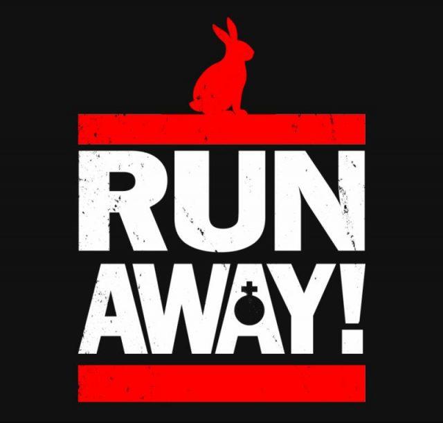 Run Away From The Rabbit