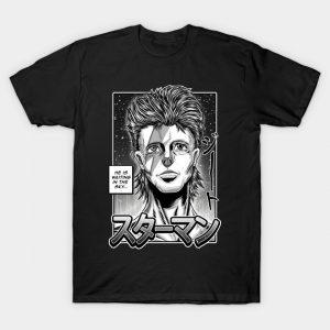 STARMAN - ENGLISH T-Shirt