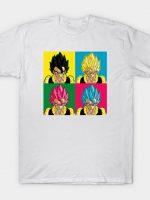 Saiyan Fusion Pop T-Shirt