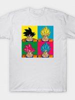 Saiyan God Pop T-Shirt