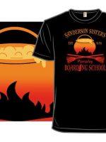Sanderson Sister's Boarding School T-Shirt