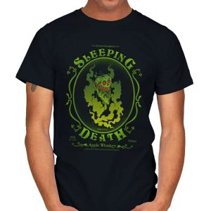 Sleeping Death Whiskey T-Shirt