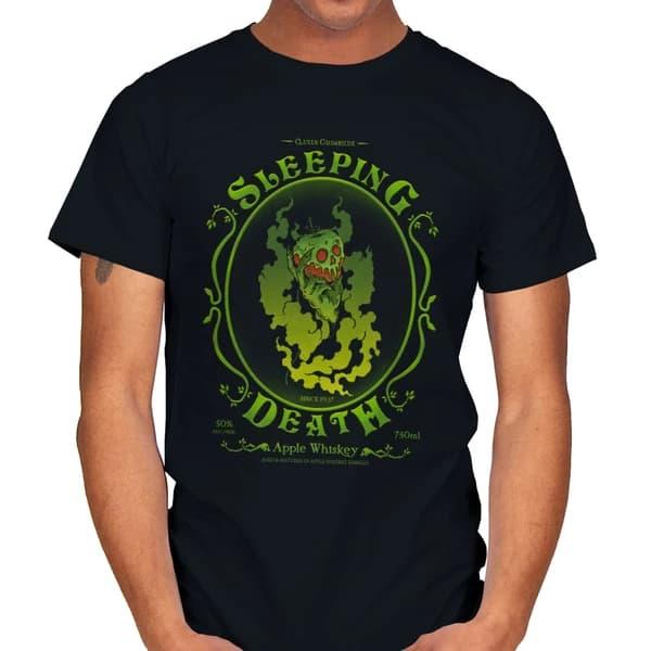 Sleeping Death Whiskey T-Shirt