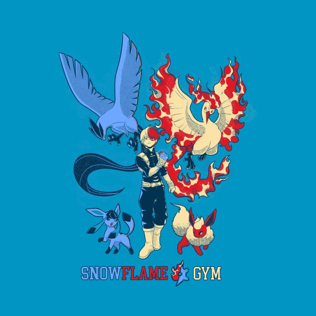 Snowflame Gym