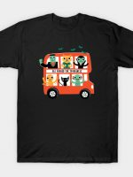 Spooky Bus T-Shirt