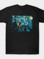 Starry Halloween T-Shirt