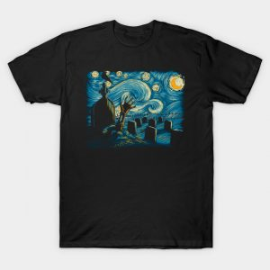 Starry Halloween T-Shirt