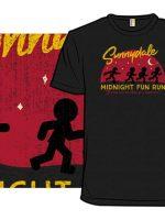 Sunnydale Fun Run T-Shirt