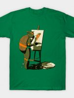 Teenage Mutant Masterpiece T-Shirt